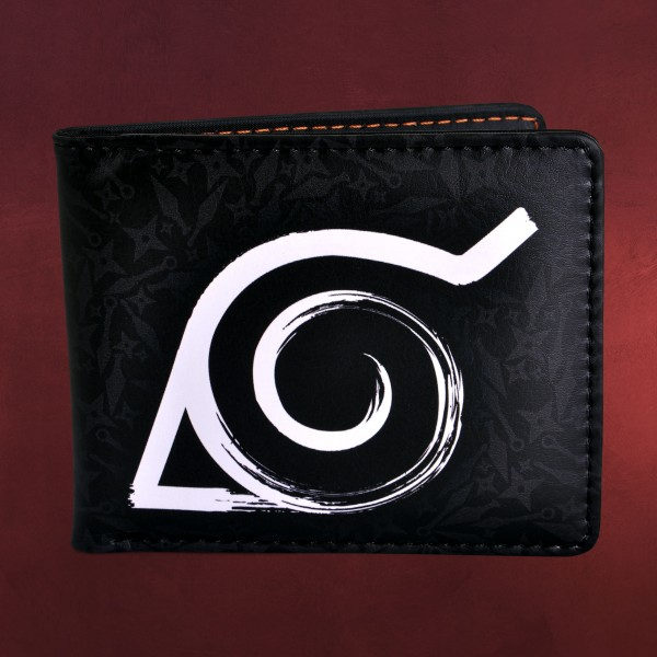 Naruto - Konoha Symbol Geldbörse