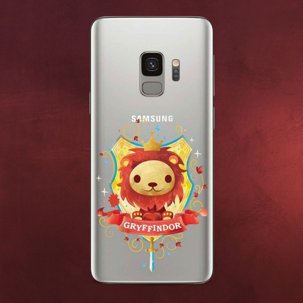Harry Potter - Magical Gryffindor Samsung Galaxy S9 Handyhülle Silikon transparent