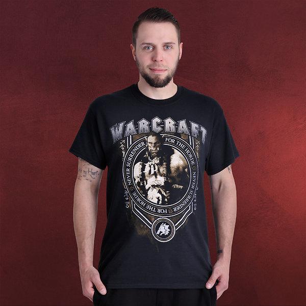 Warcraft - Durotan Noble Leader T-Shirt schwarz
