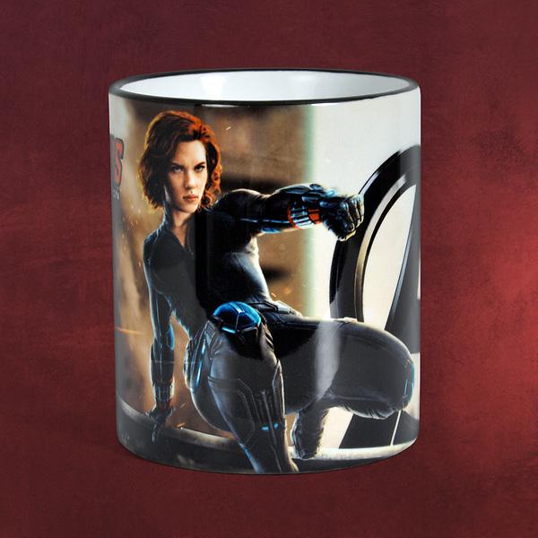 Avengers - Age of Ultron - Black Widow Tasse