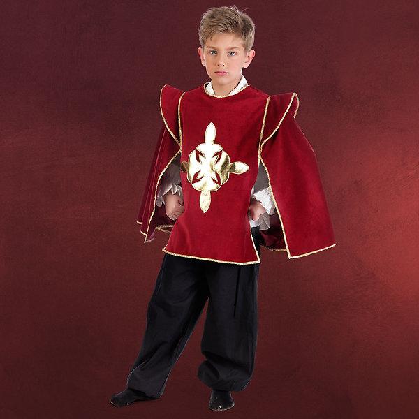 Edler Musketier - Kostüm Kinder