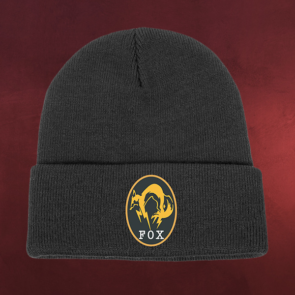 Metal Gear - Solid Ground Zeroes Fox Beanie