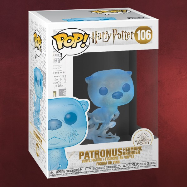 Harry Potter - Hermine Patronus Funko Pop Figur