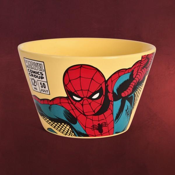 Spider-Man - Comic Müslischale