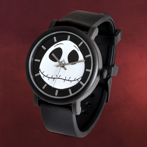 Nightmare Before Christmas - Jack Face Armbanduhr