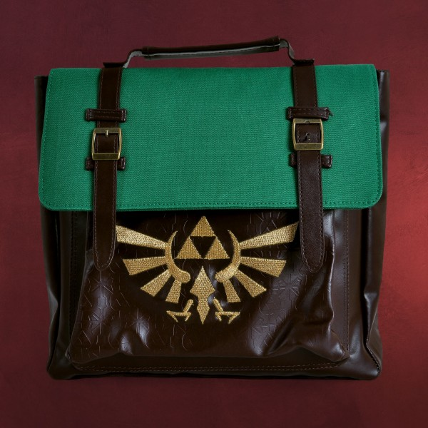 Zelda - Triforce Logo Rucksack