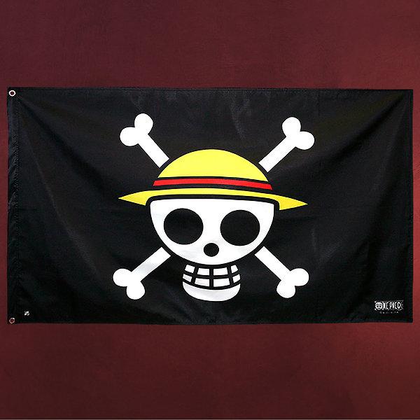 One Piece - Strohhut Flagge