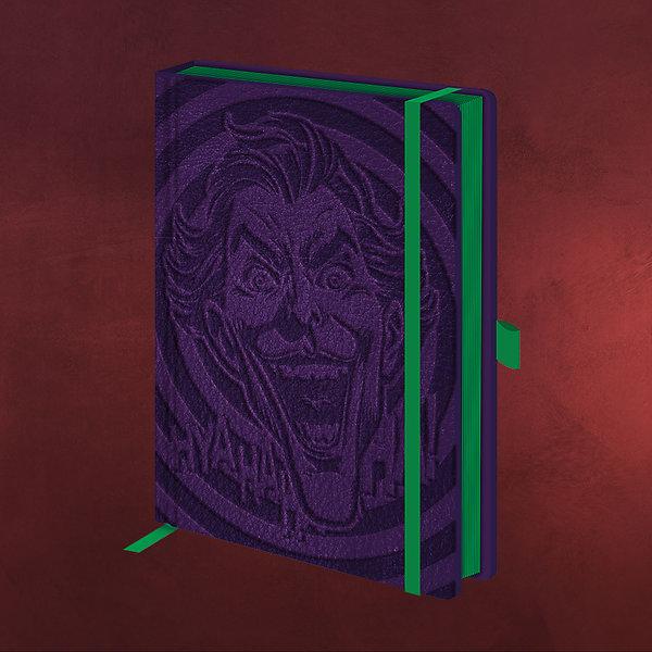 Batman - Joker Notizbuch A5