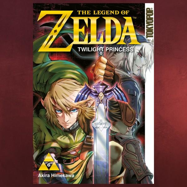 Zelda - Twilight Princess Band 6