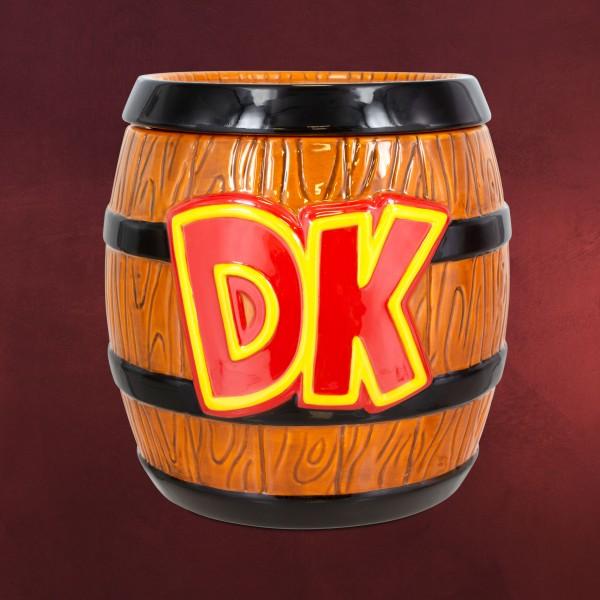 Donkey Kong - DK-Fass Keksdose
