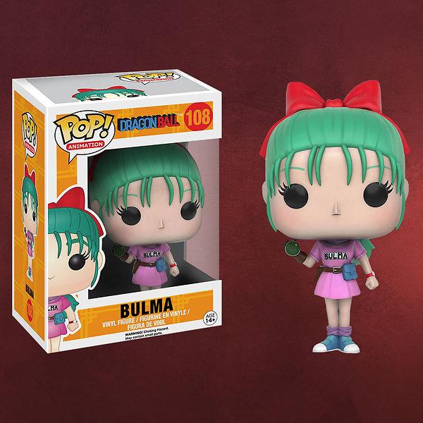 Dragon Ball - Bulma Mini-Figur