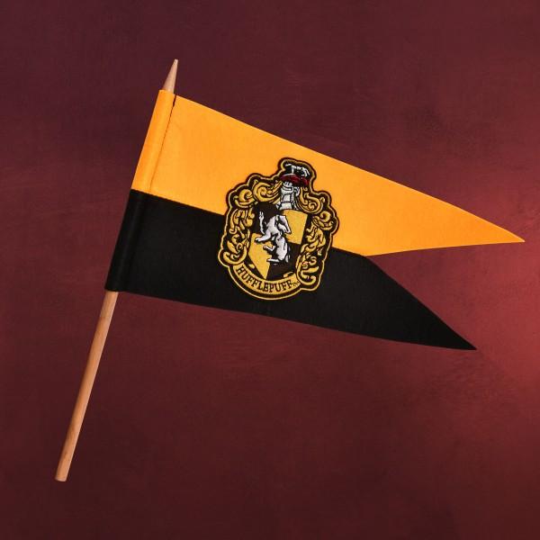 Harry Potter - Hufflepuff Wappen Fahne Filz