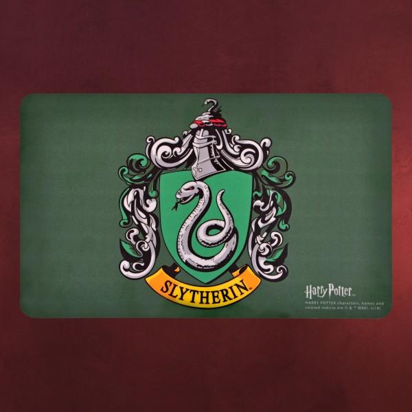 Harry Potter - Slytherin Wappen Frühstücksbrettchen