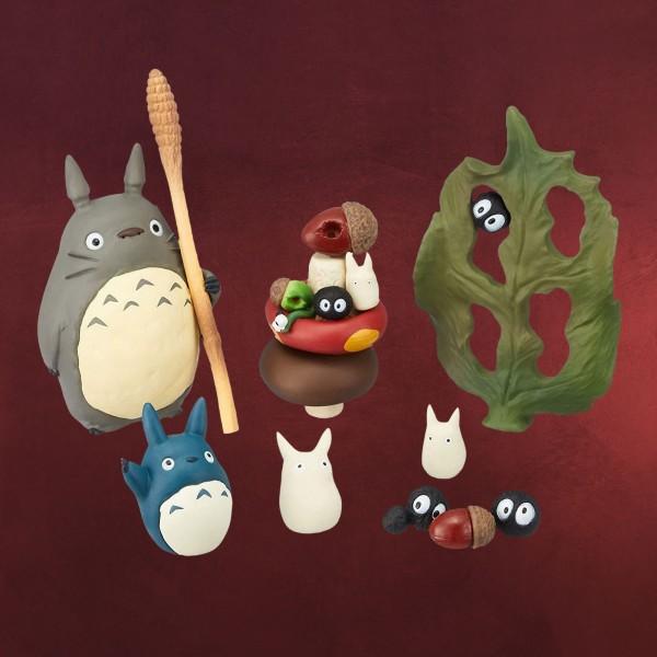 Totoro Figuren Set
