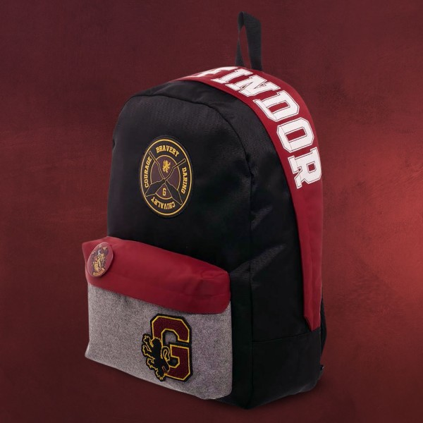 Harry Potter - Gryffindor College Rucksack
