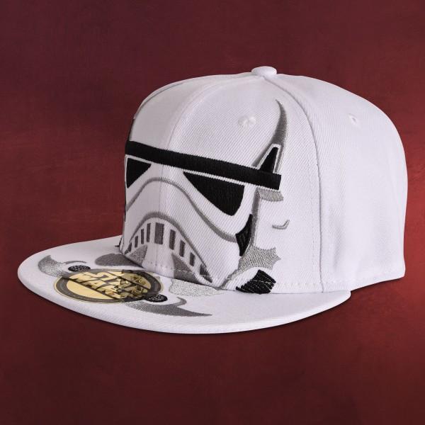 3a933375ff3 Star Wars - Stormtrooper Snapback Cap