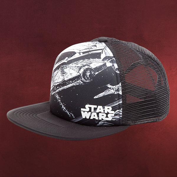 Star Wars - Millennium Falcon Snapback Cap