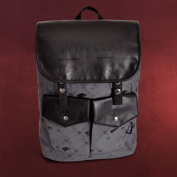 Game of Thrones - Winter is Coming Rucksack