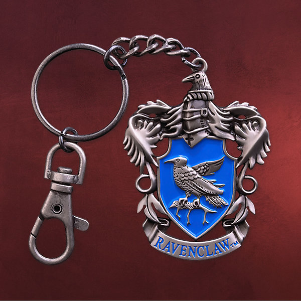 Harry Potter - Ravenclaw Wappen Schlüsselanhänger