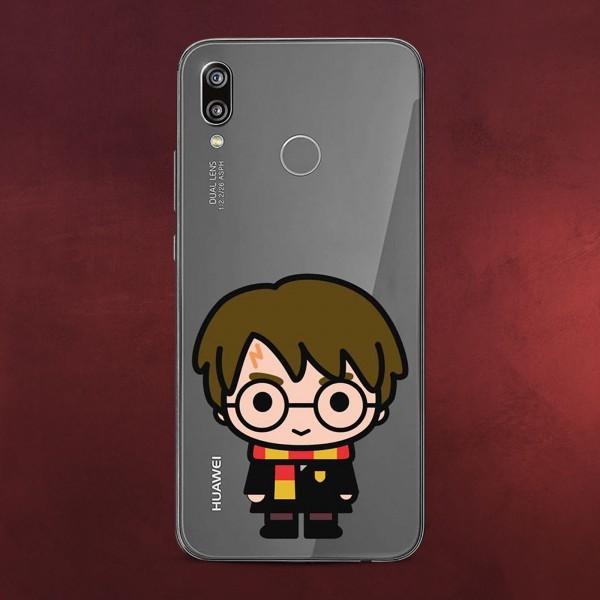 Harry Potter - Chibi Huawei P20 Lite Handyhülle Silikon transparent