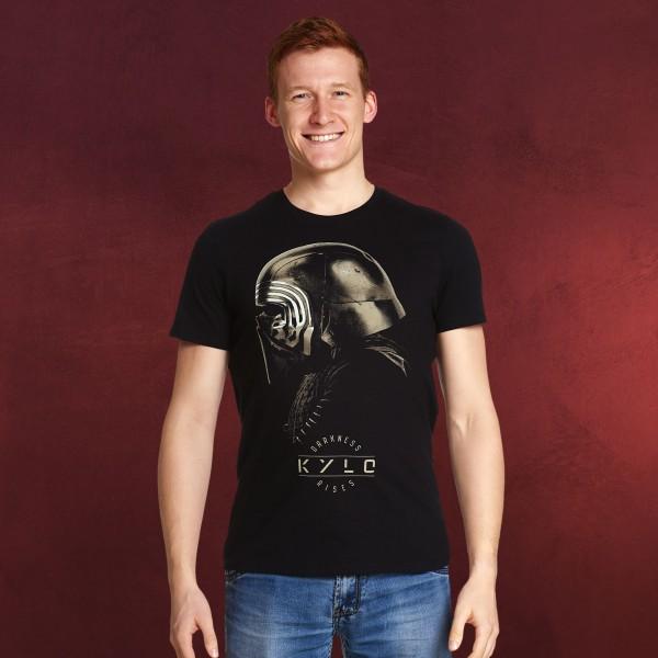 Star Wars - Kylo Ren Profile T-Shirt schwarz