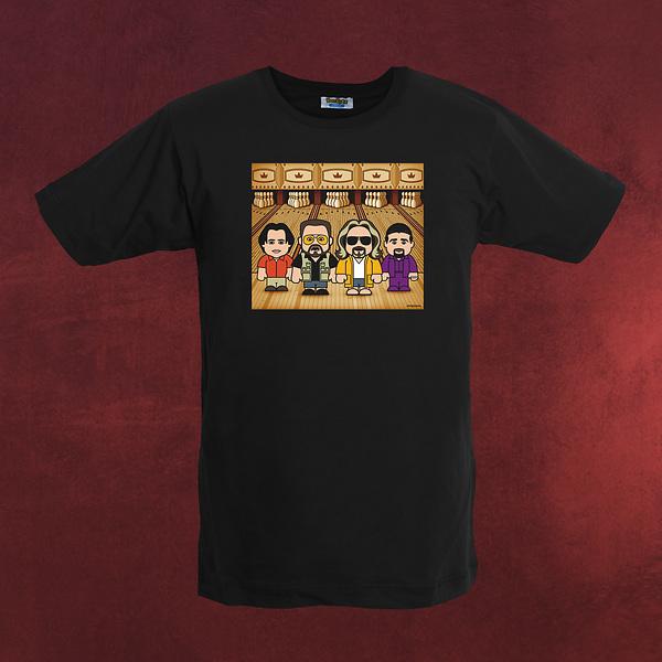 Team Bowlingabend - Toonstar Poster T-Shirt
