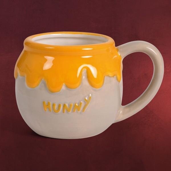 Winnie Puuh -Honigtopf Tasse