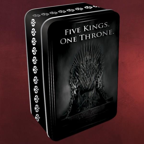 Game of Thrones - Der Eiserne Thron Dose