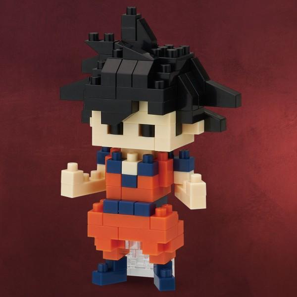 Dragon Ball Z - Goku nanoblock Mini Baustein Figur