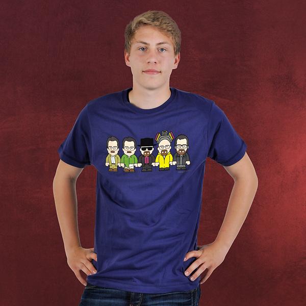 Evolution - Toonstar Cartoon T-Shirt