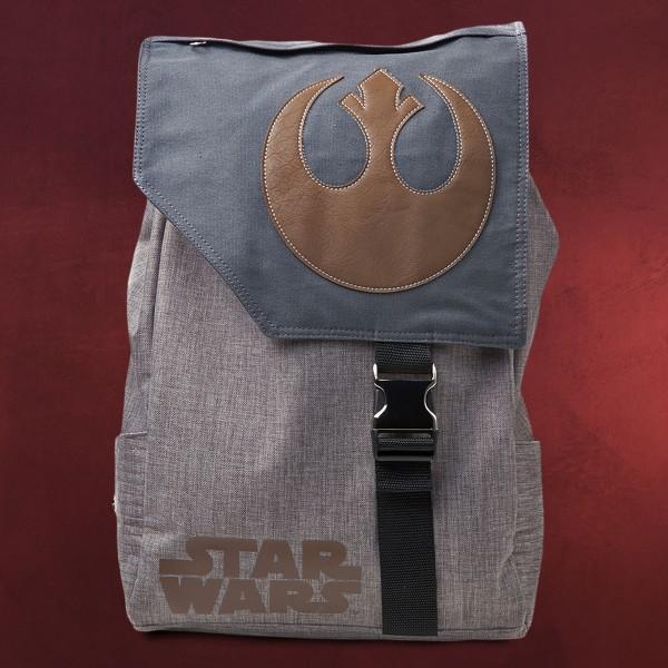 star wars rebel alliance symbol rucksack elbenwald. Black Bedroom Furniture Sets. Home Design Ideas