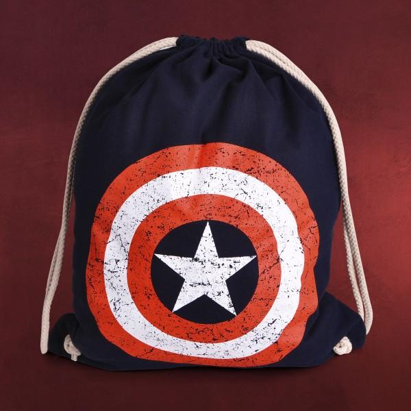 Captain America - Shield Logo Sportbag