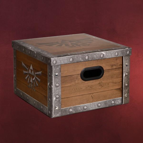 Zelda - Hyrule Logo Aufbewahrungsbox