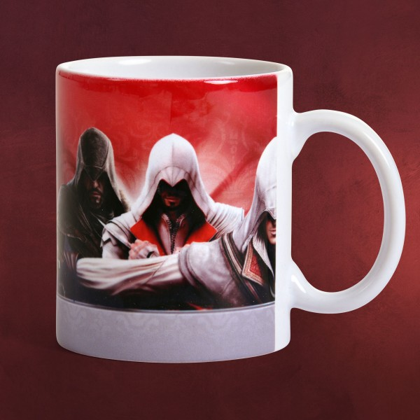 Assassins Creed - Ezio Auditore Tasse