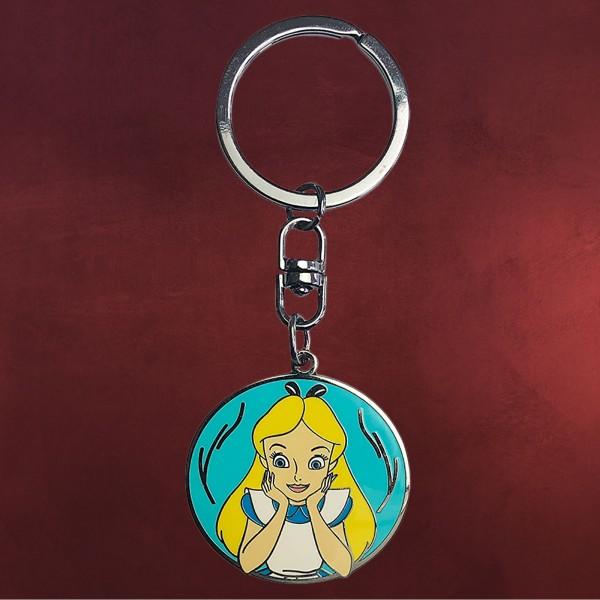 Alice im Wunderland - Alice Schlüsselanhänger