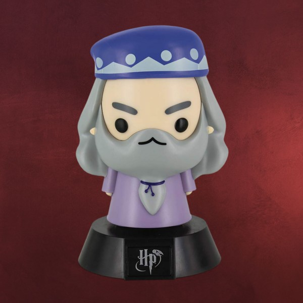 Harry Potter - Dumbledore Chibi Icons 3D Tischlampe