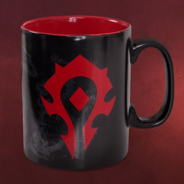 World of Warcraft - For the Horde Tasse