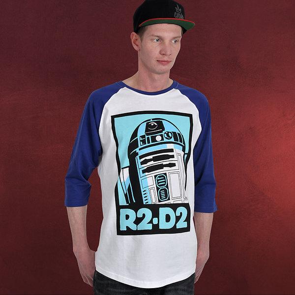 Star Wars - R2-D2 Classic Longsleeve