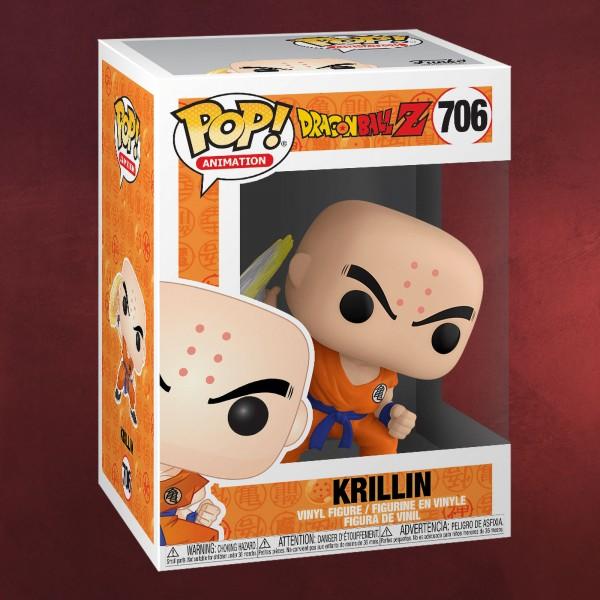 Dragon Ball Z - Krillin Funko Pop Figur