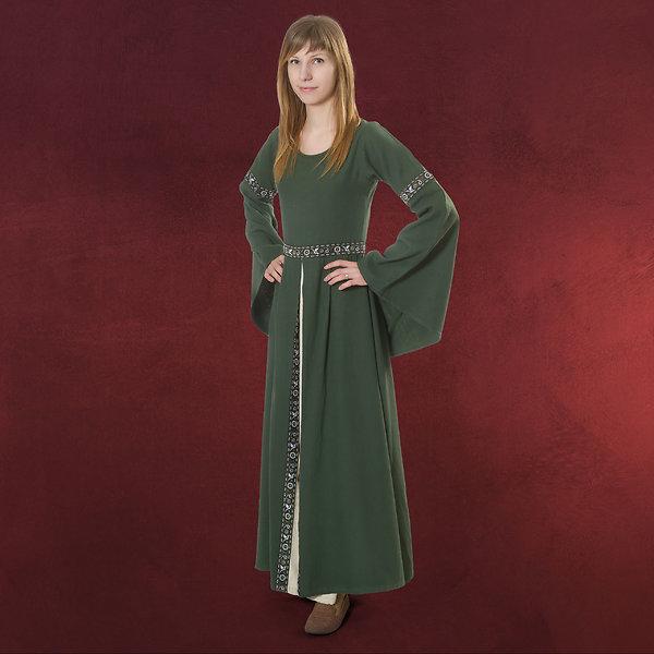 Mittelalter Herbstkleid Ava grün