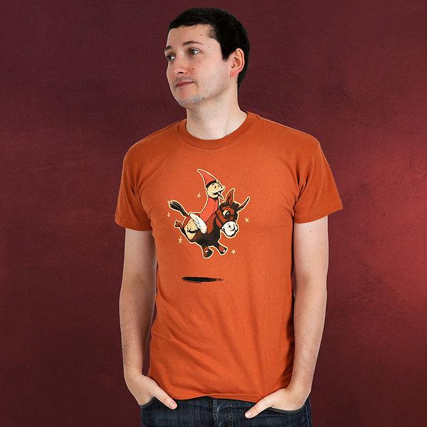 DotA 2 - Wizard und Donkey T-Shirt