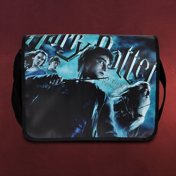 Messenger Bag - Collage Harry Potter