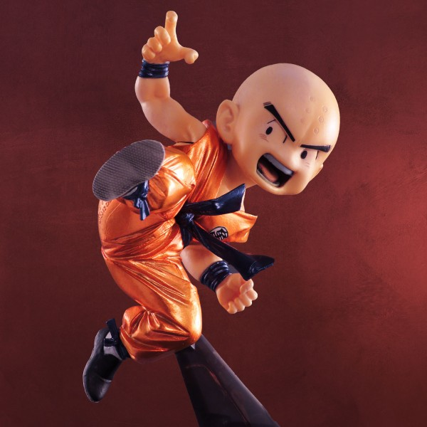 Dragon Ball - Krillin Metallic Figur