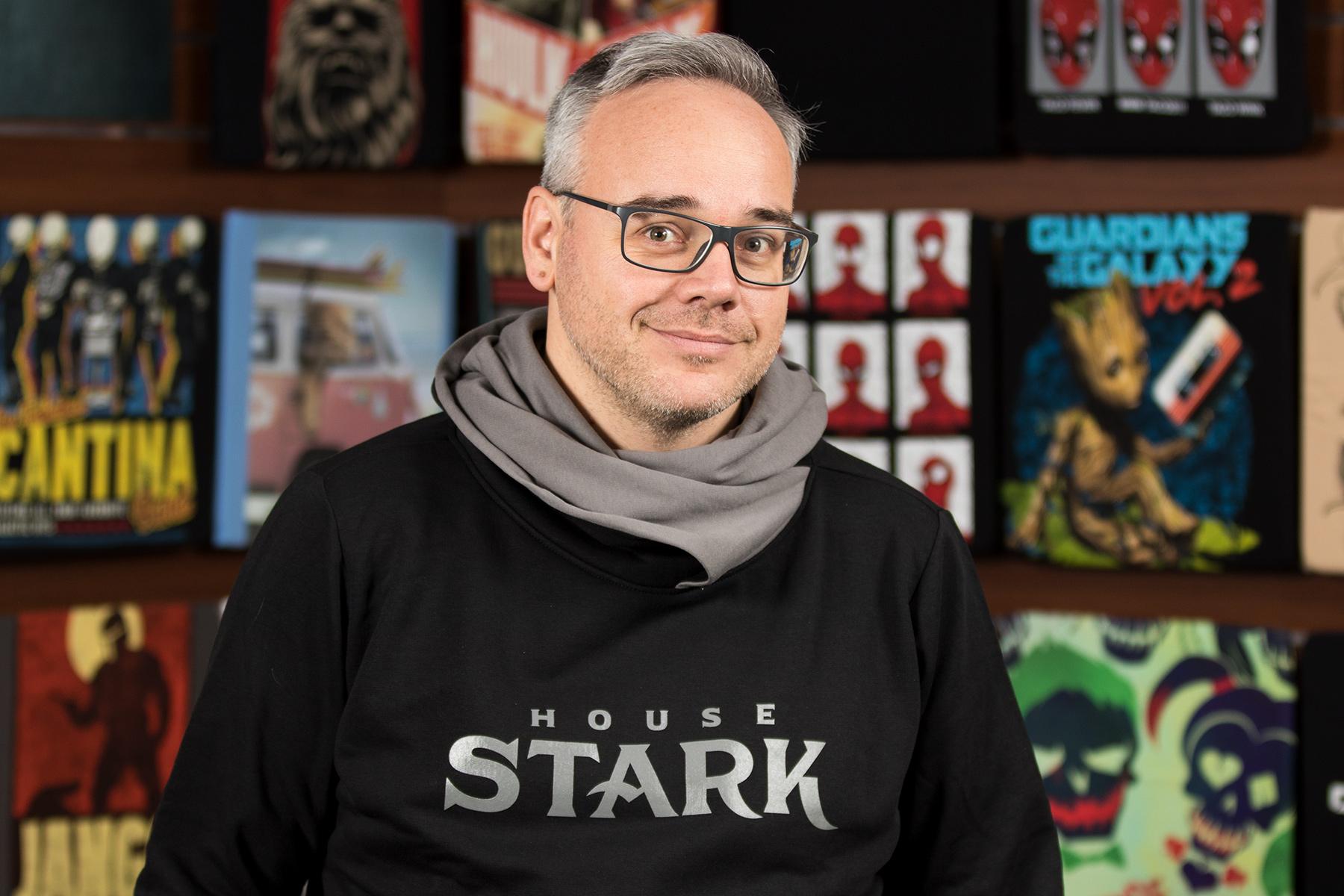 Jens Geschenketipp: House Stark Hoodie