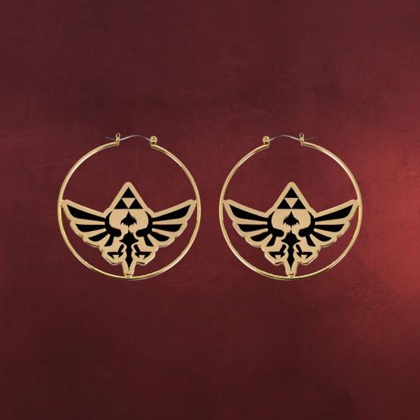 Zelda - Hyrule Logo Ohrringe