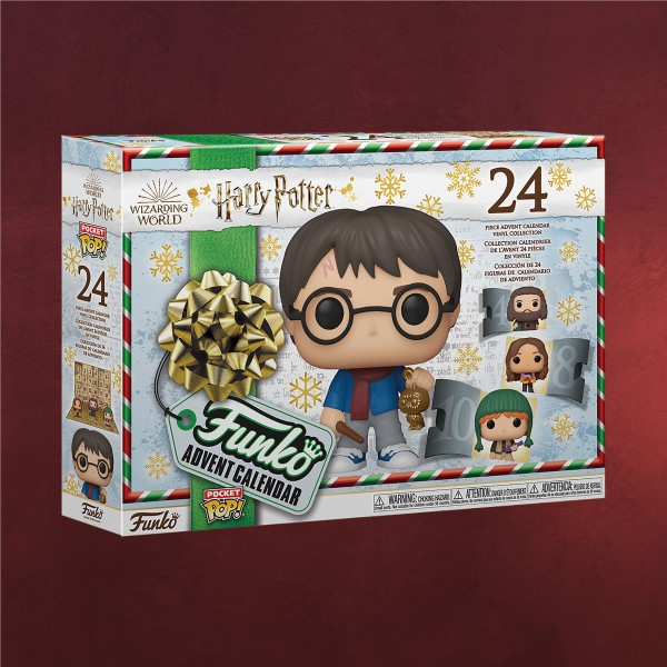 Harry Potter - Funko Pocket Pop Adventskalender 2020