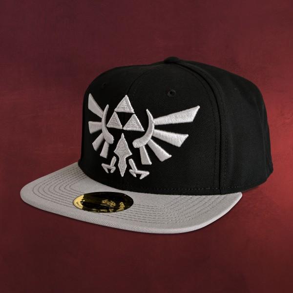 Zelda - Logo Snapback Cap