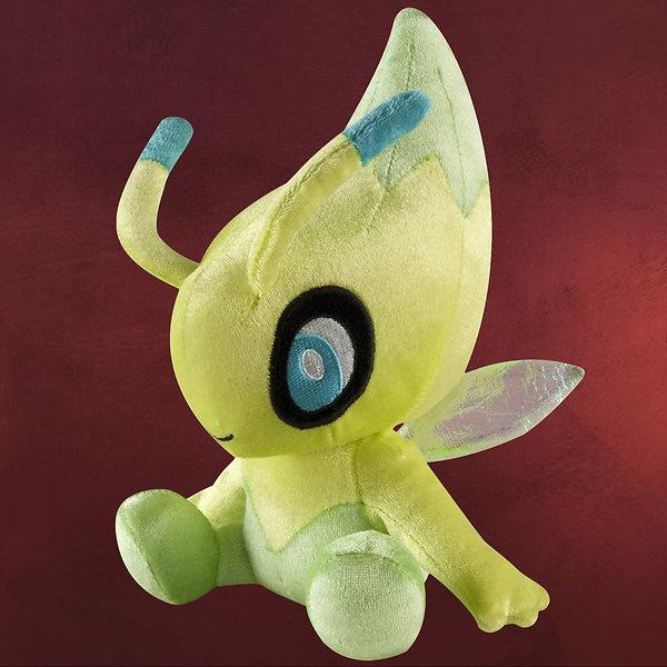 Pokemon - Celebi Plüsch Figur 20 cm
