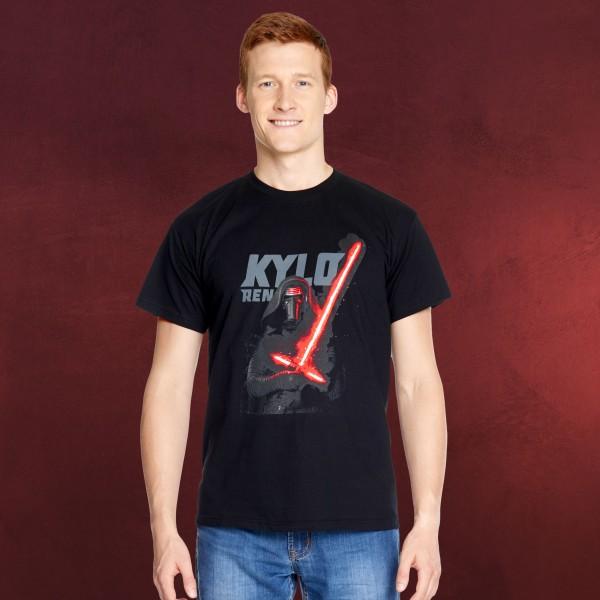 Star Wars - Kylo Ren T-Shirt schwarz