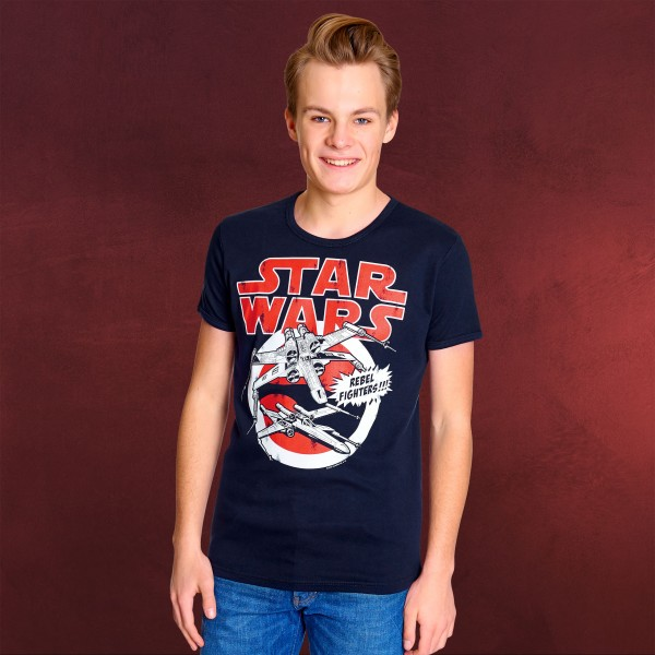 Star Wars - X-Wings T-Shirt navy